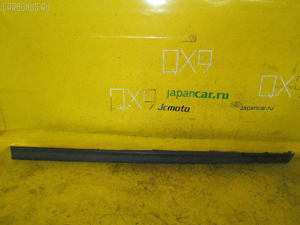 Порог кузова пластиковый ( обвес ) OPEL VITA W0L0XCF68 Фото 1