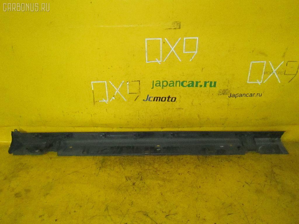 Порог кузова пластиковый ( обвес ) OPEL VITA W0L0XCF68 Фото 2