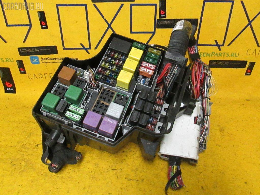 Блок предохранителей OPEL VITA XN140 Z14XE. Фото 2
