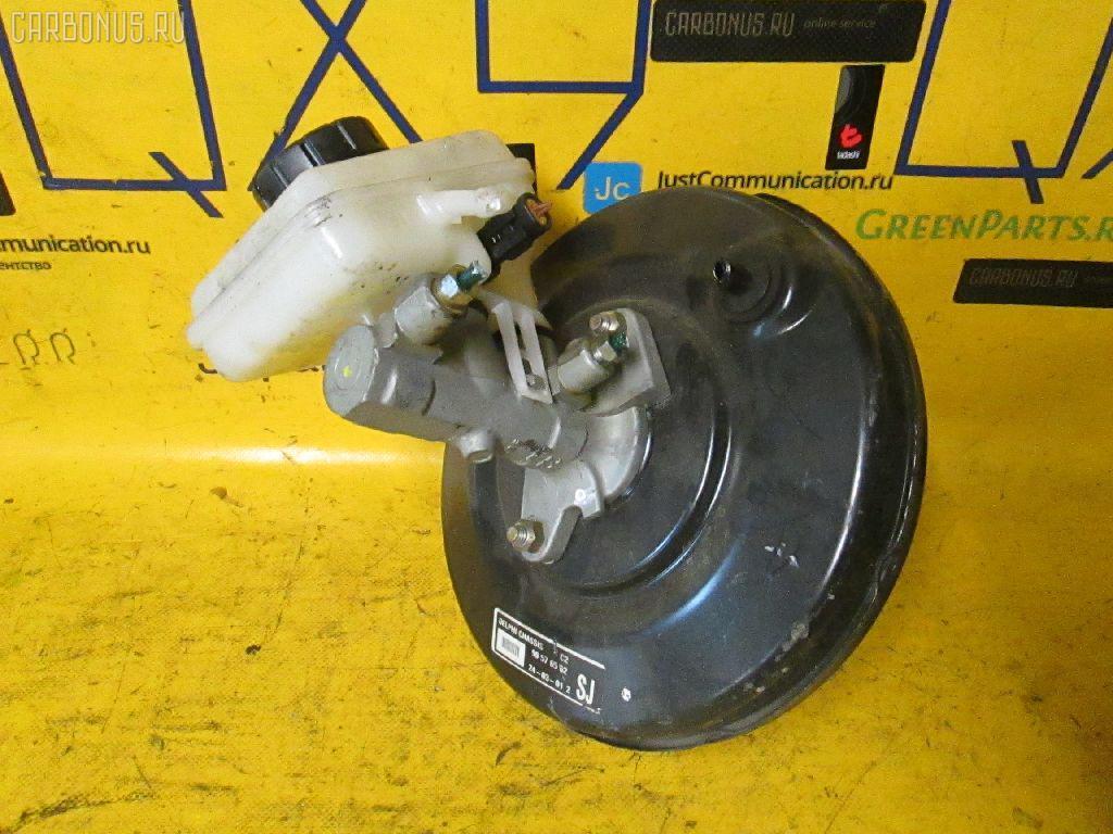 Главный тормозной цилиндр OPEL VITA W0L0XCF68 Z14XE Фото 2