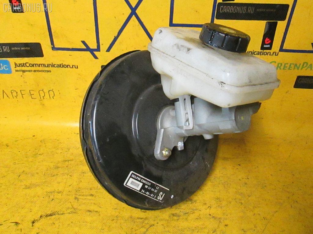 Главный тормозной цилиндр OPEL VITA W0L0XCF68 Z14XE Фото 3