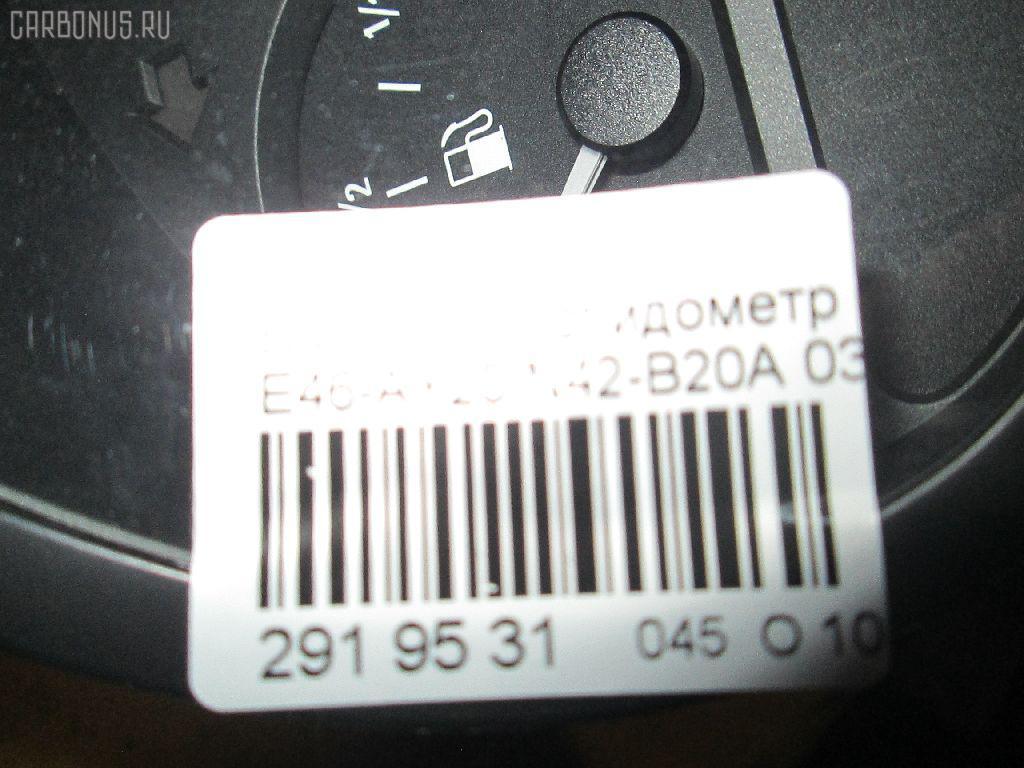 Спидометр BMW 3-SERIES E46-AZ72 N42B20A Фото 9