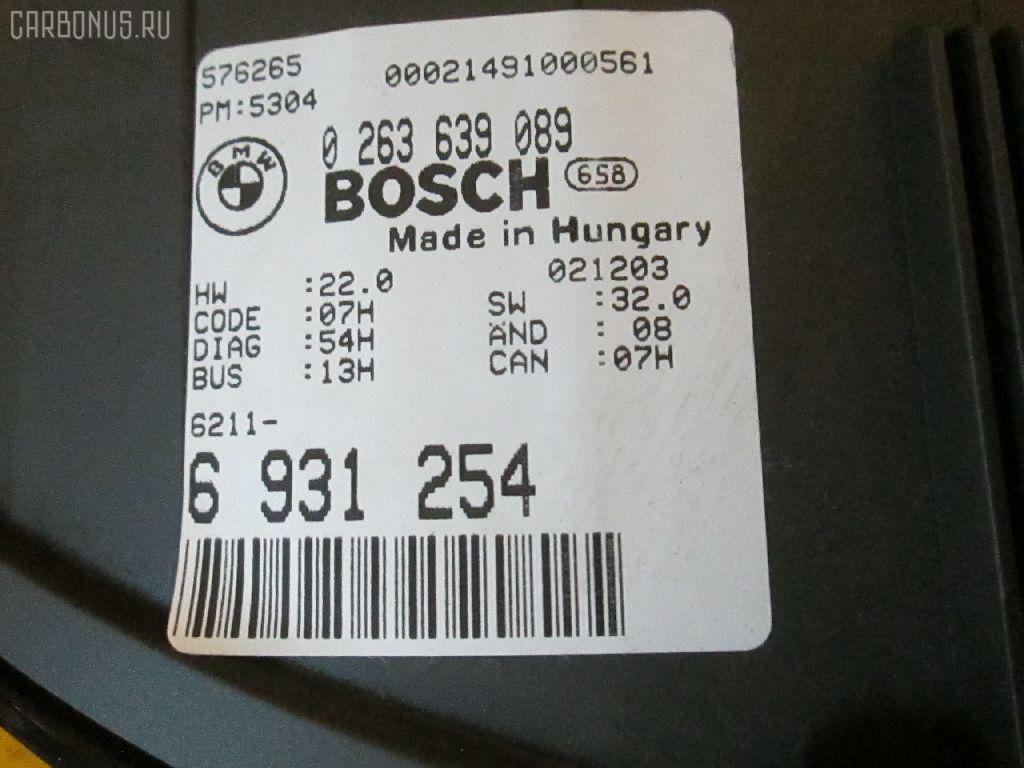 Спидометр BMW 3-SERIES E46-AZ72 N42B20A Фото 1