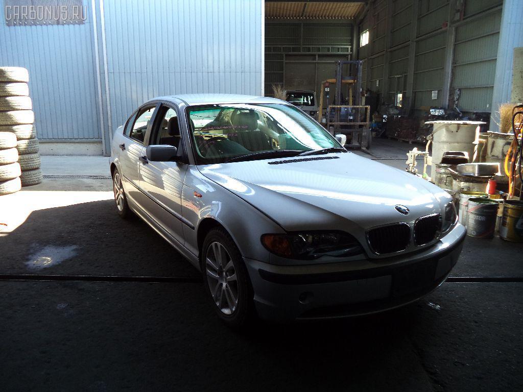 Воздухозаборник BMW 3-SERIES E46-AZ72 N42B20A Фото 3