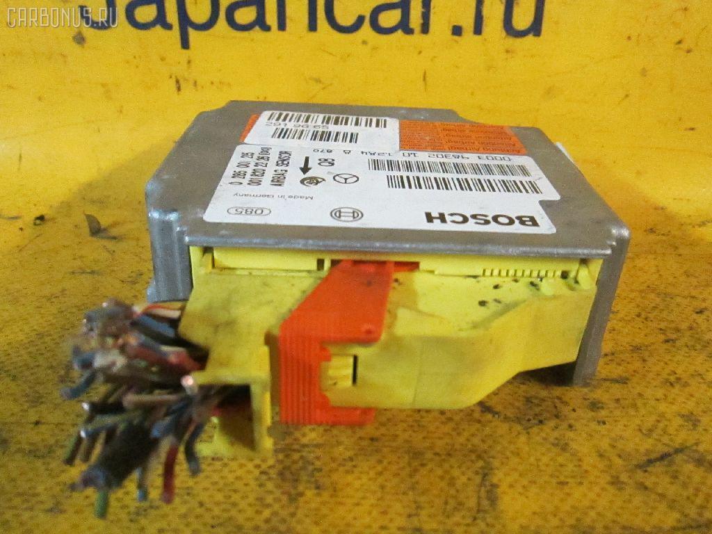 Блок управления air bag MERCEDES-BENZ E-CLASS W210.065 Фото 1