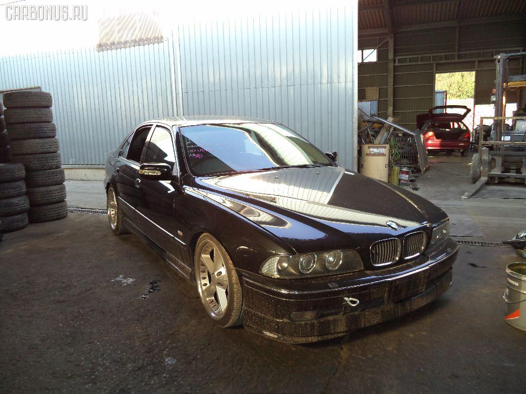 Радиатор кондиционера BMW 5-SERIES E39-DD62 M52-286S1 Фото 3