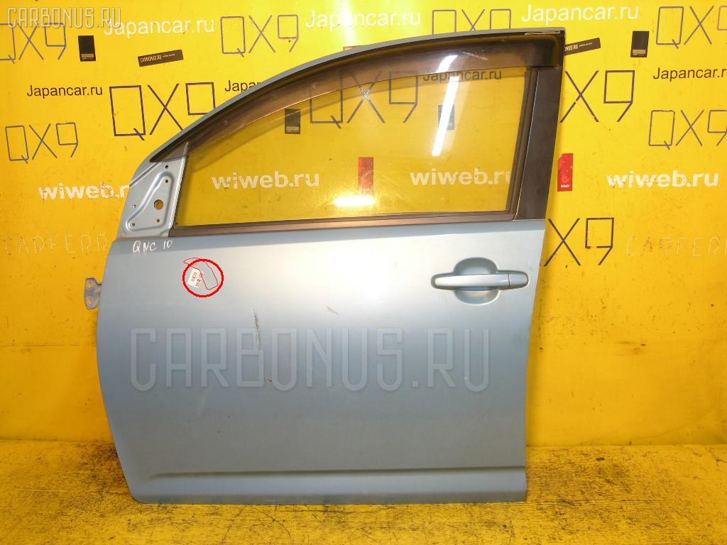 Дверь боковая TOYOTA PASSO QNC10. Фото 1