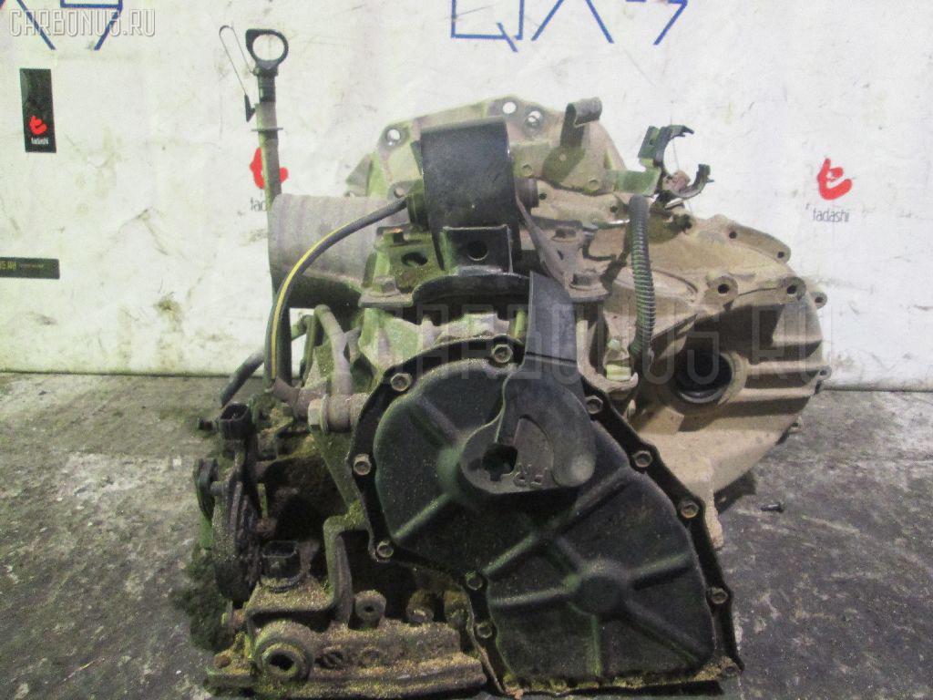 КПП автоматическая NISSAN AD VAN VFY11 QG15DE. Фото 4