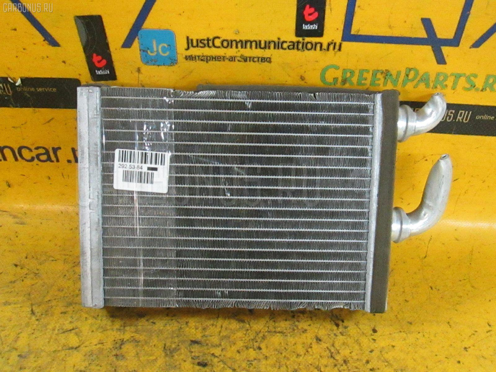 Радиатор печки NISSAN X-TRAIL T30 QR20DE. Фото 1