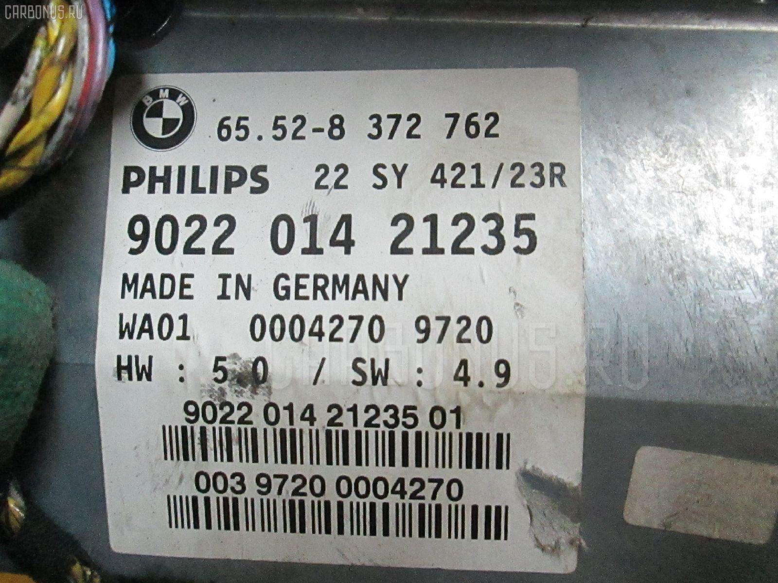 Дисплей информационный BMW 5-SERIES E39-DH62 Фото 1