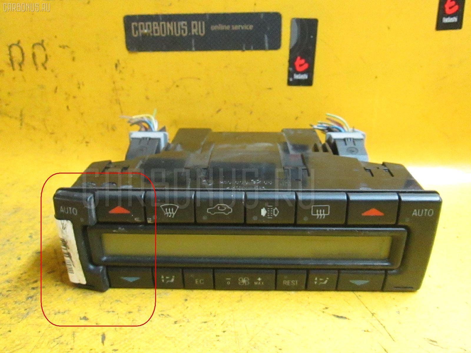 Блок управления климатконтроля MERCEDES-BENZ E-CLASS W210.055 104.995. Фото 9