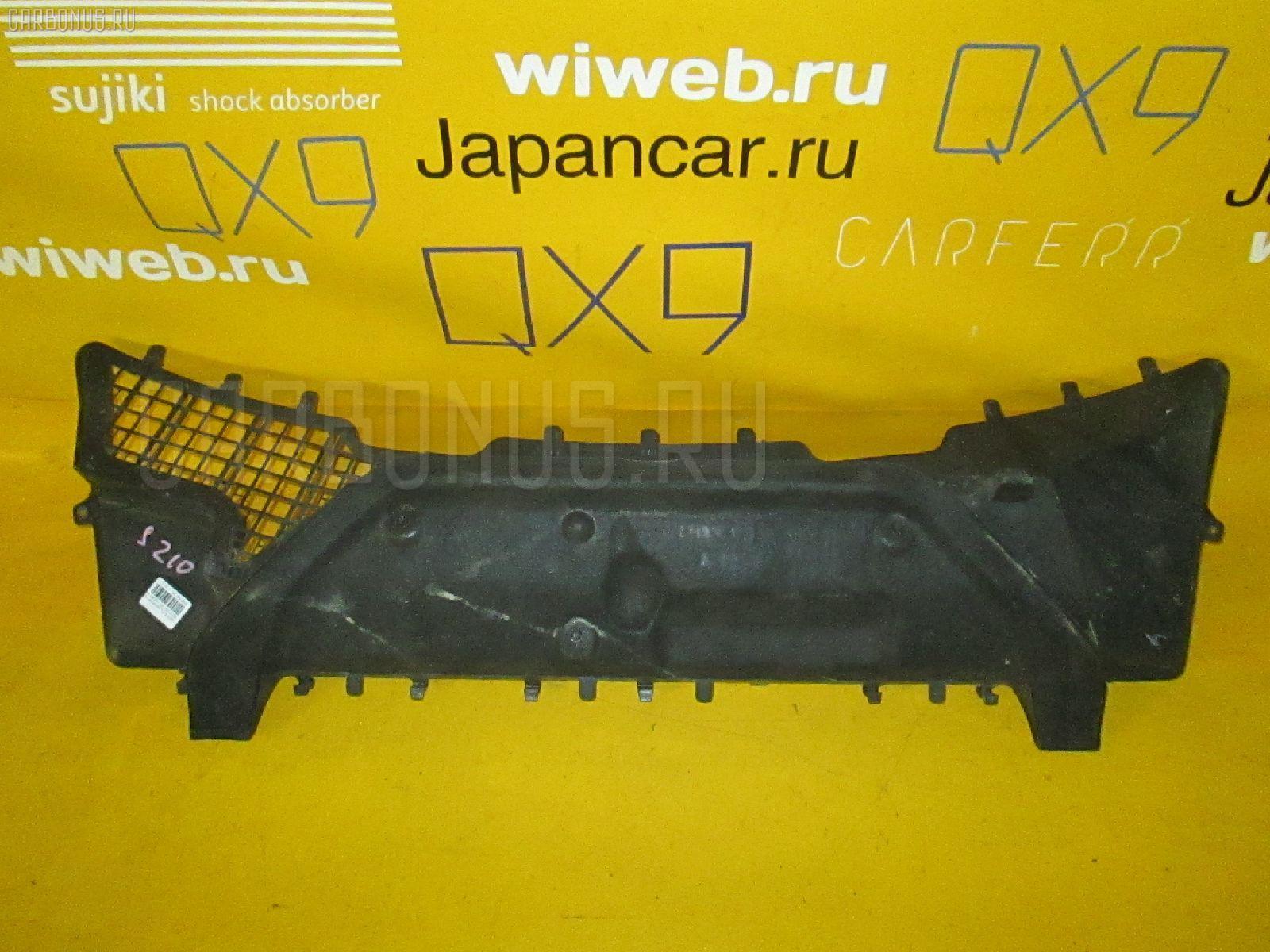 Решетка под лобовое стекло MERCEDES-BENZ E-CLASS STATION WAGON S210.261 Фото 3