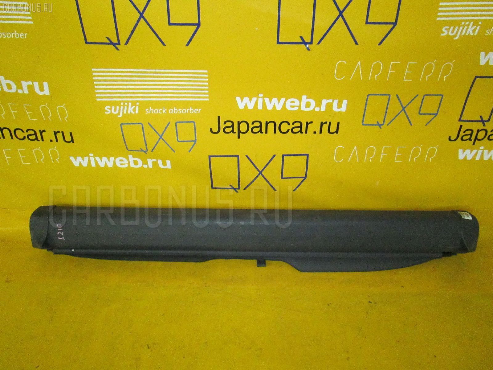 Шторка багажника MERCEDES-BENZ E-CLASS STATION WAGON S210.261 Фото 1