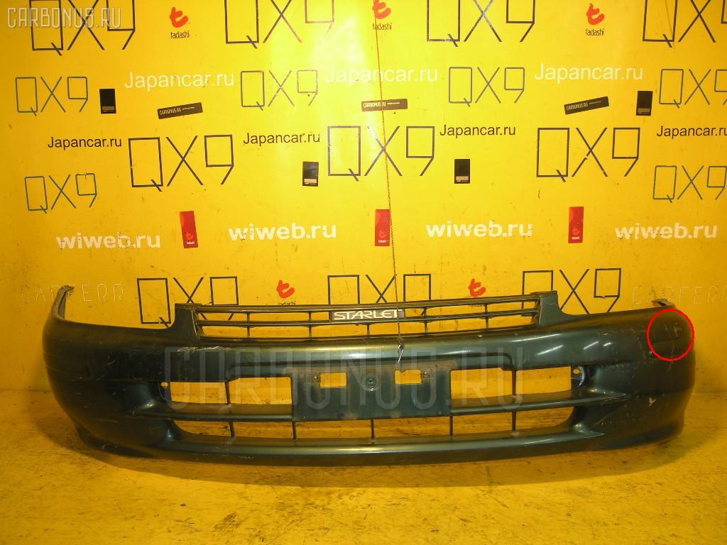 Бампер Toyota Starlet EP91 Фото 1