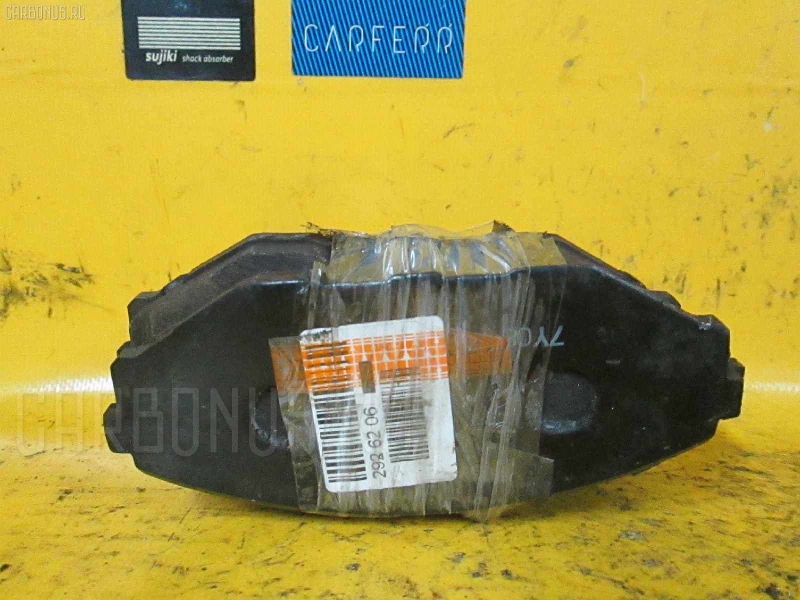Тормозные колодки NISSAN LIBERTY RM12 QR20DE. Фото 4