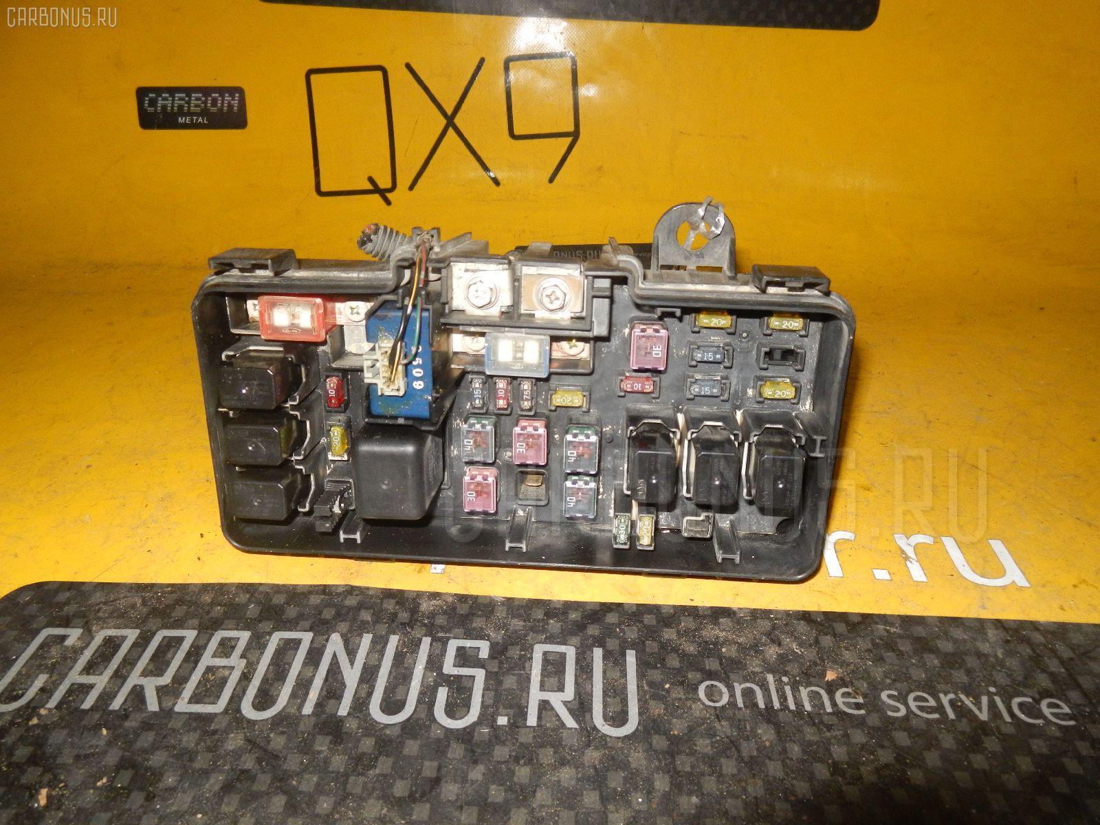 Блок предохранителей HONDA ODYSSEY RA7 Фото 2