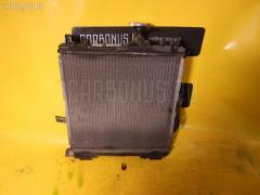 Радиатор ДВС SUZUKI WAGON R MC11S F6A Фото 2