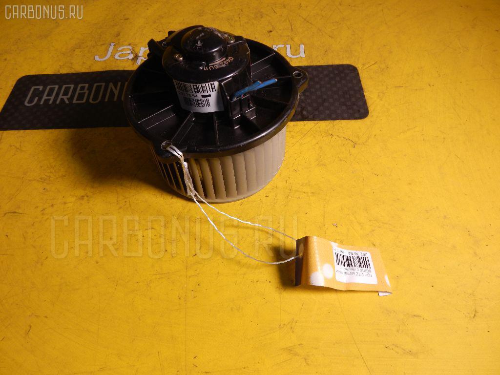 Мотор печки TOYOTA VITZ SCP10. Фото 6