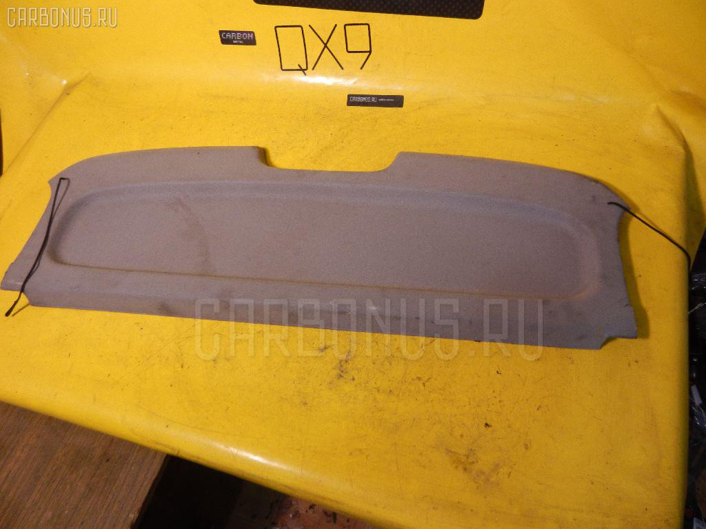 Шторка багажника NISSAN MARCH K11 Фото 1