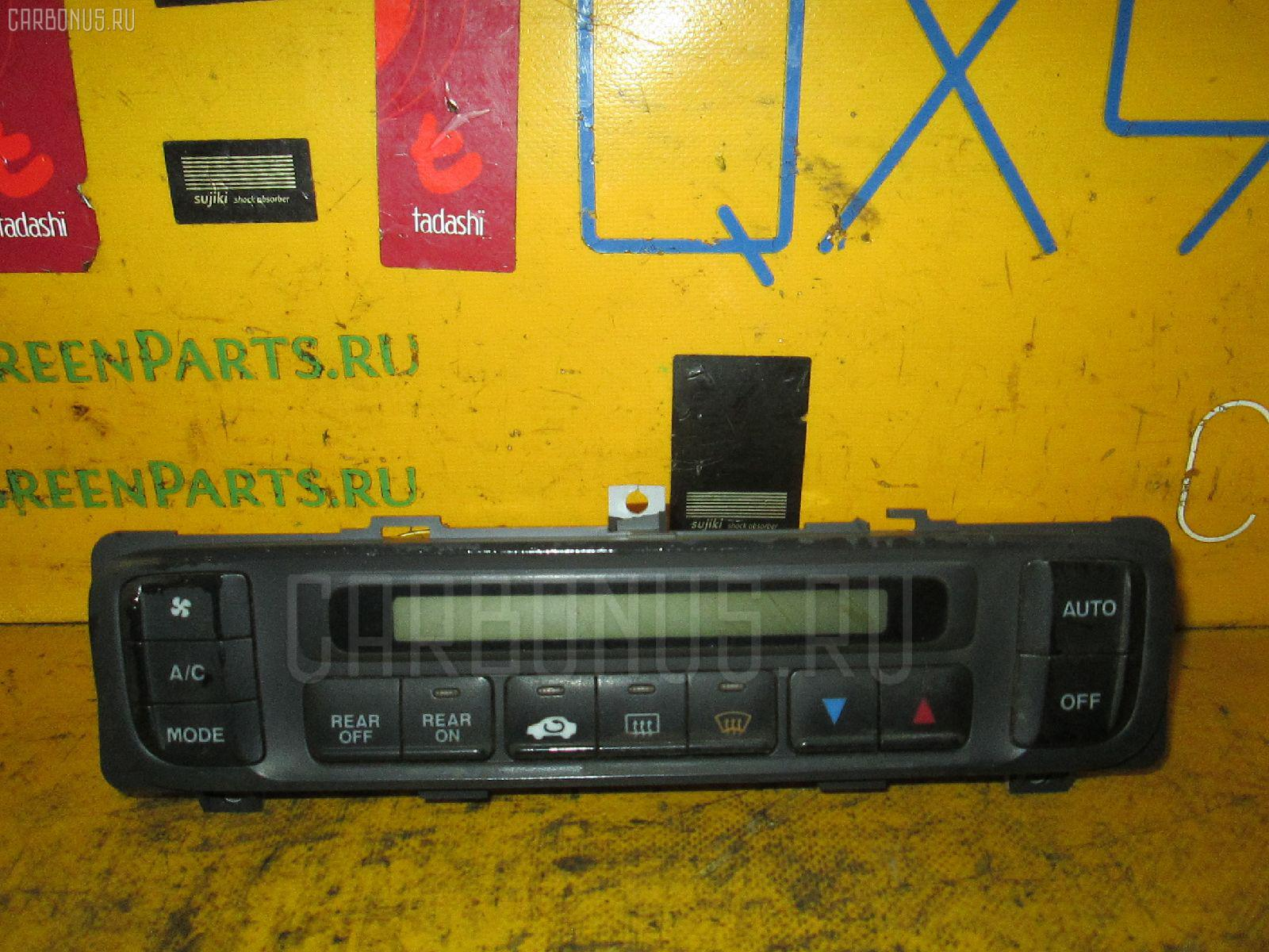 Блок управления климатконтроля HONDA ODYSSEY RA6 F23A. Фото 4