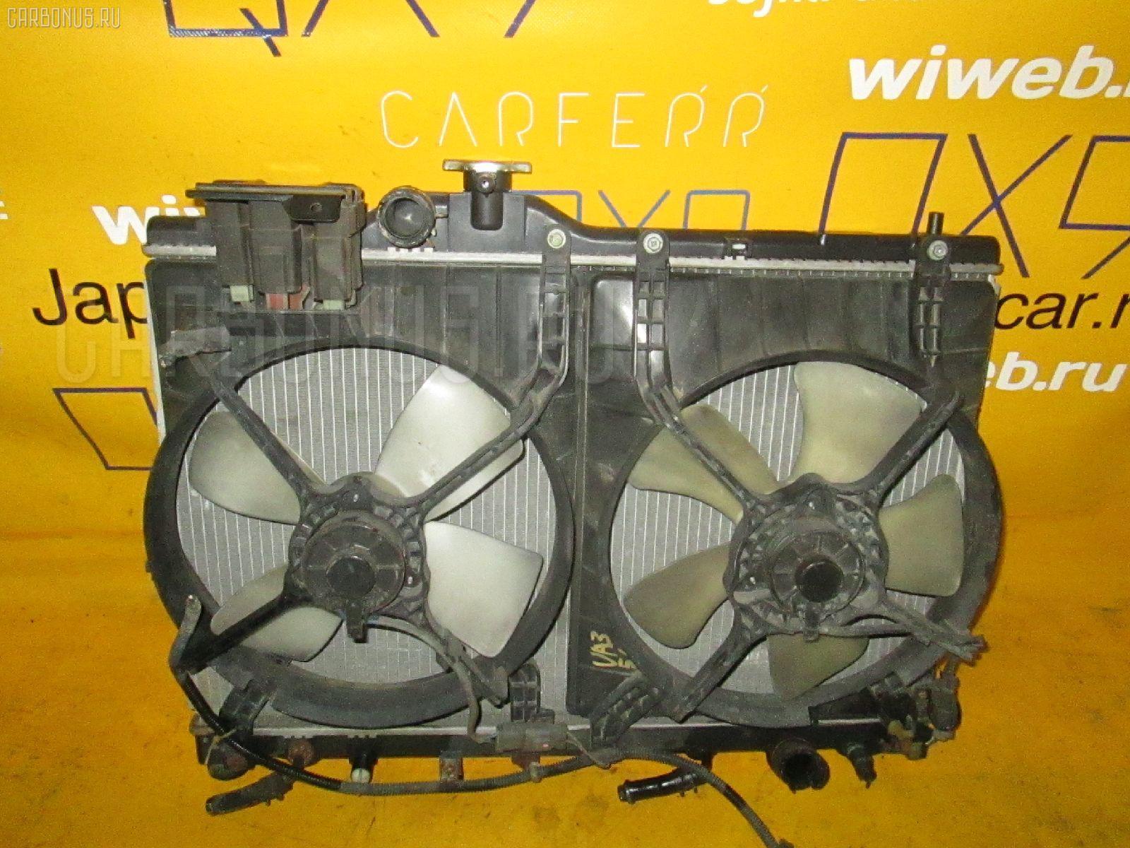 Радиатор ДВС HONDA INSPIRE UA3 C32A. Фото 6