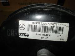 Главный тормозной цилиндр MERCEDES-BENZ A-CLASS W168.033 166.960 Фото 4