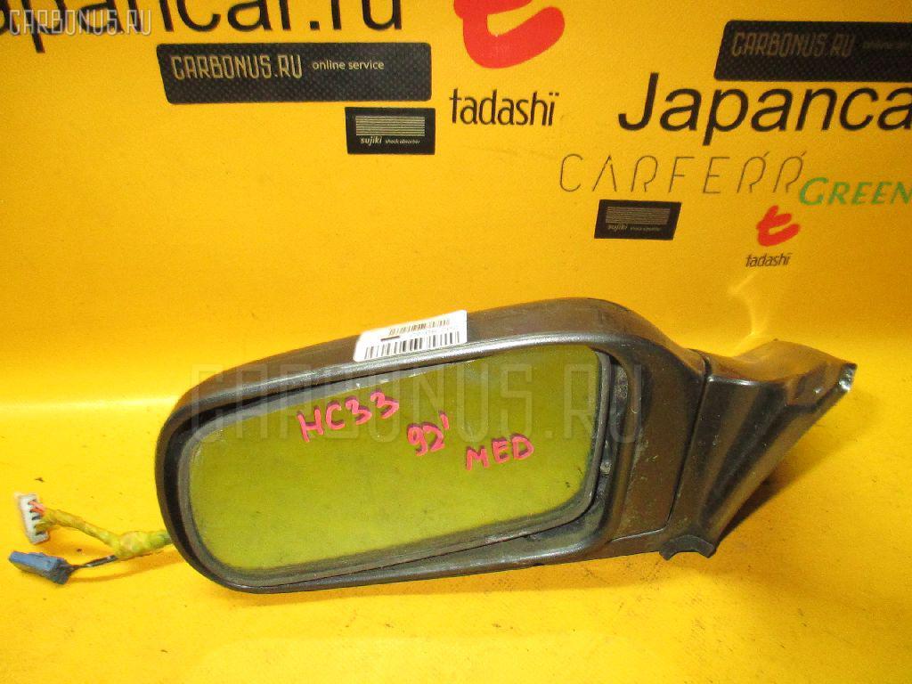 Зеркало двери боковой NISSAN LAUREL HC33 Фото 1