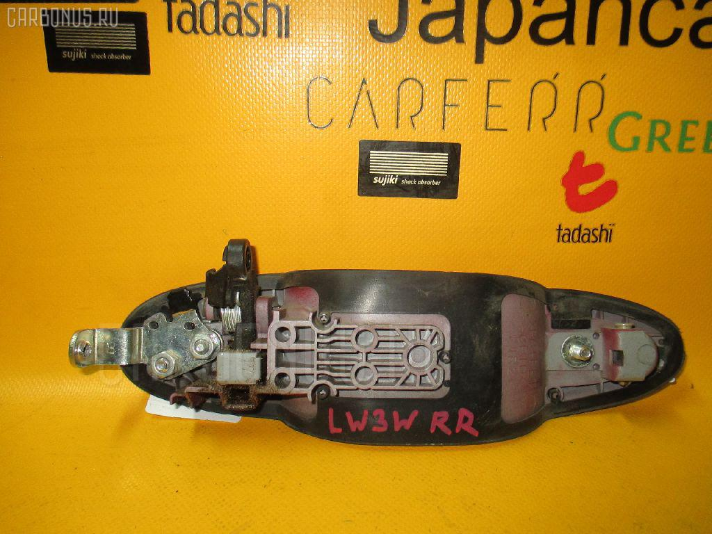 Ручка двери MAZDA MPV LW3W. Фото 6