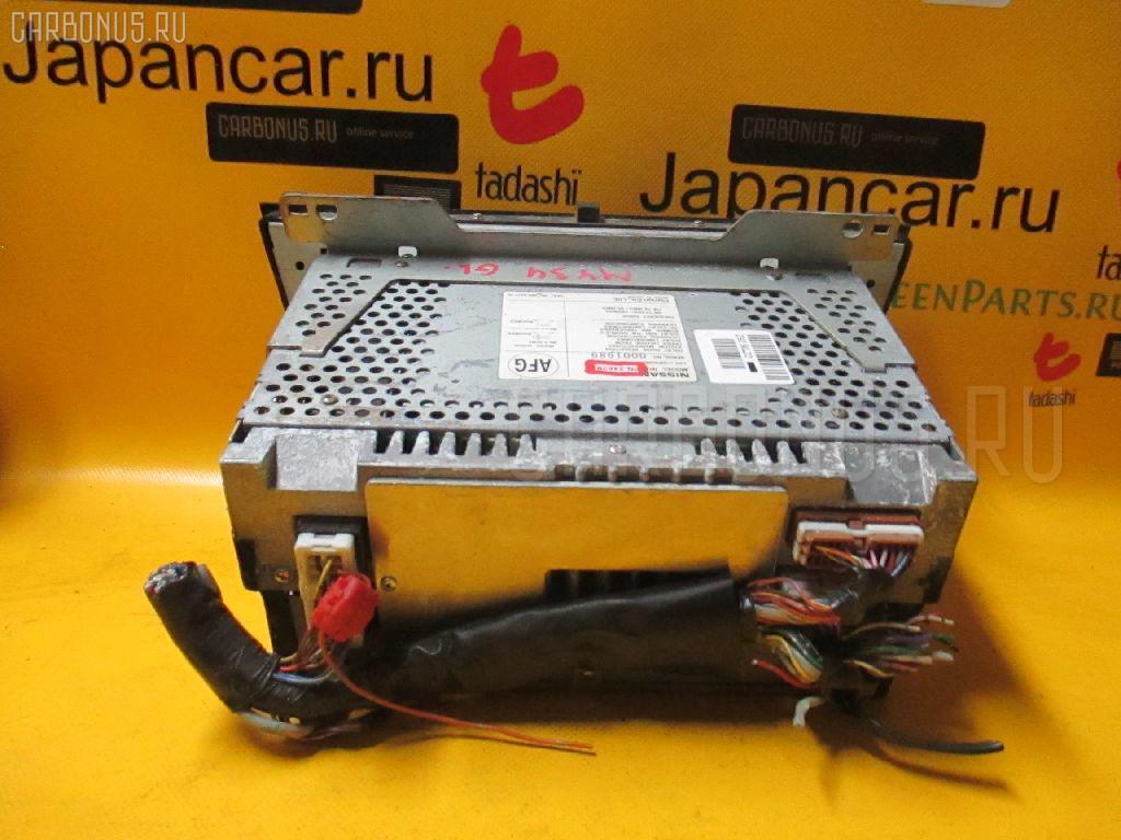 Блок управления климатконтроля NISSAN CEDRIC MY34 VQ25DD. Фото 5