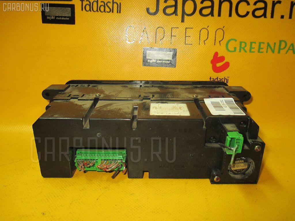 Блок управления климатконтроля SUZUKI KEI HN21S F6A Фото 2