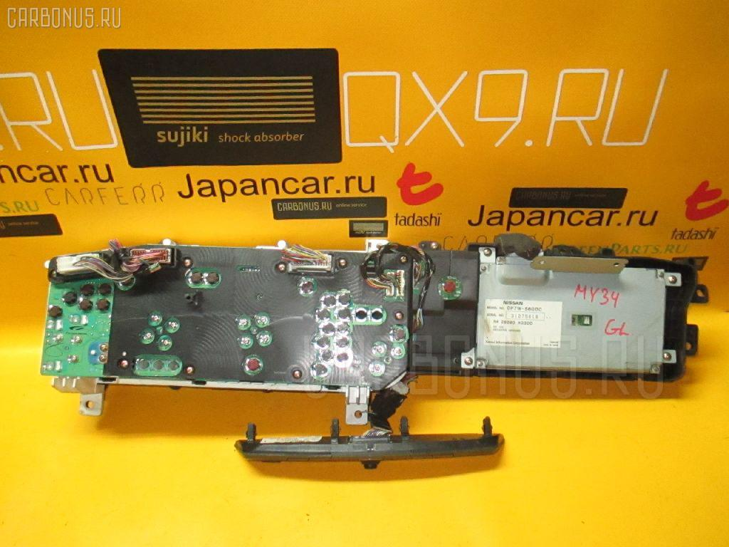 Спидометр NISSAN GLORIA MY34 VQ25DD. Фото 3