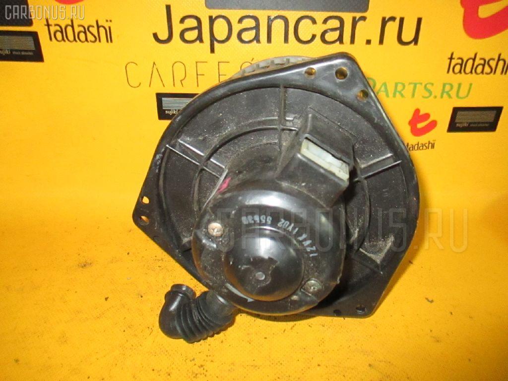 Мотор печки NISSAN LAUREL EC33 Фото 2