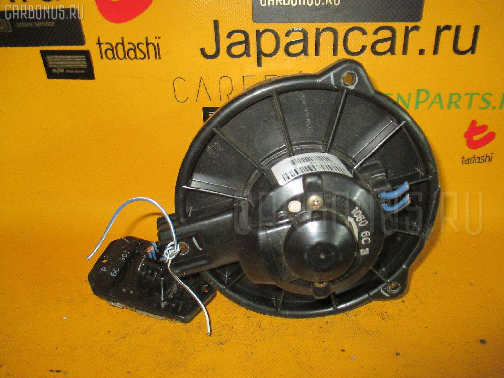 Мотор печки TOYOTA FUNCARGO NCP20. Фото 10