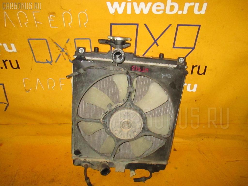 Радиатор ДВС SUZUKI SWIFT HT51S M13A Фото 2