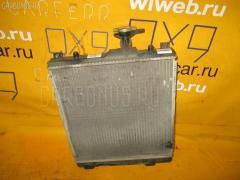 Радиатор ДВС Suzuki Swift HT51S M13A Фото 1