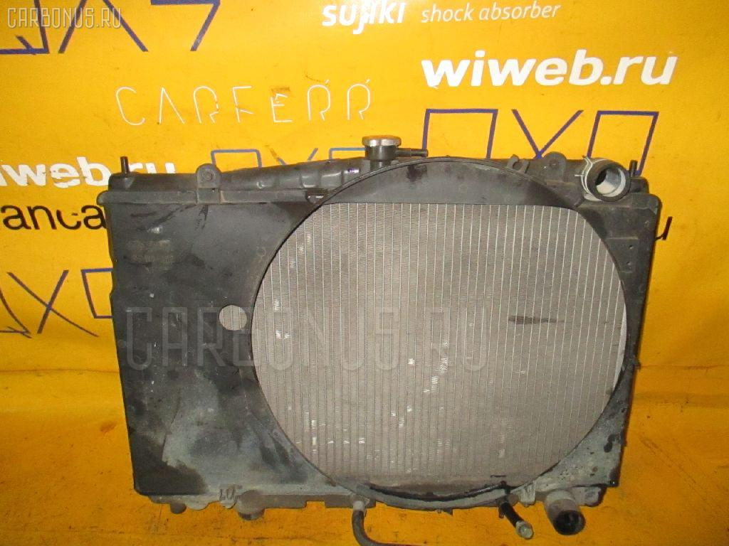 Радиатор ДВС NISSAN LAUREL HC34 RB20DE. Фото 2