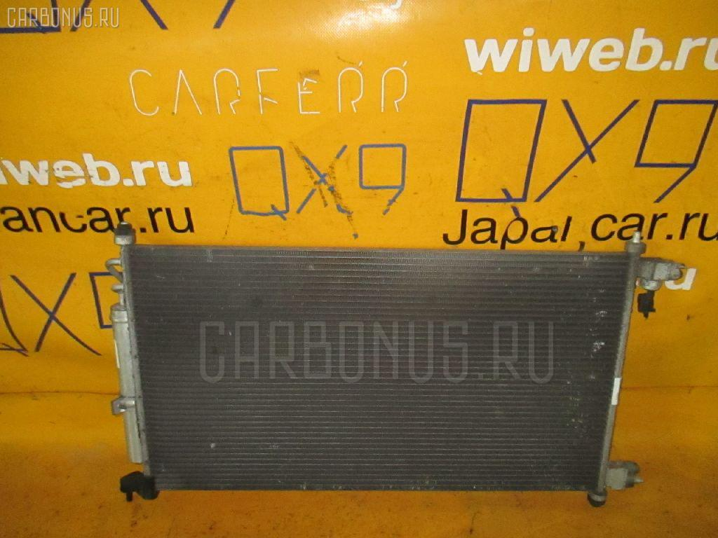 Радиатор кондиционера NISSAN MARCH AK12 CR12DE. Фото 10