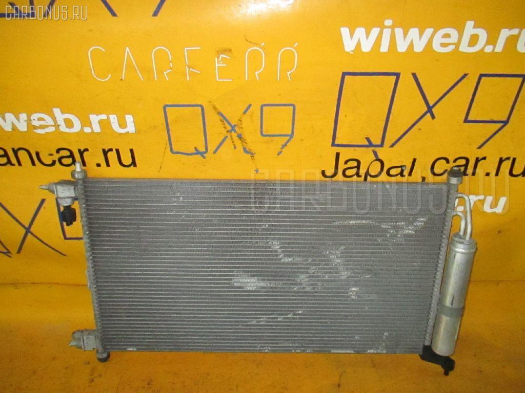 Радиатор кондиционера NISSAN TIIDA C11 HR15DE. Фото 11