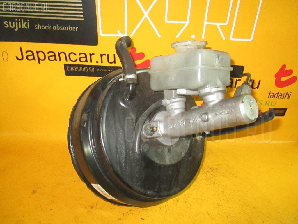 Главный тормозной цилиндр NISSAN CEDRIC MY34 VQ25DD. Фото 11