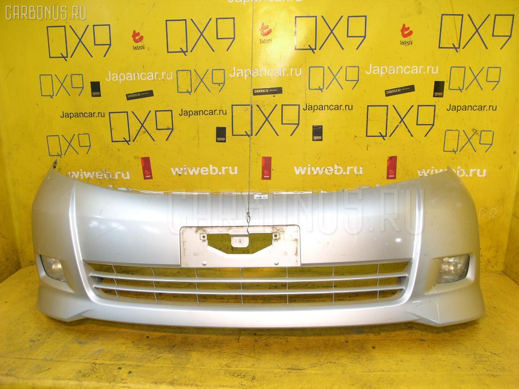 Бампер Toyota Isis ZNM10W Фото 1