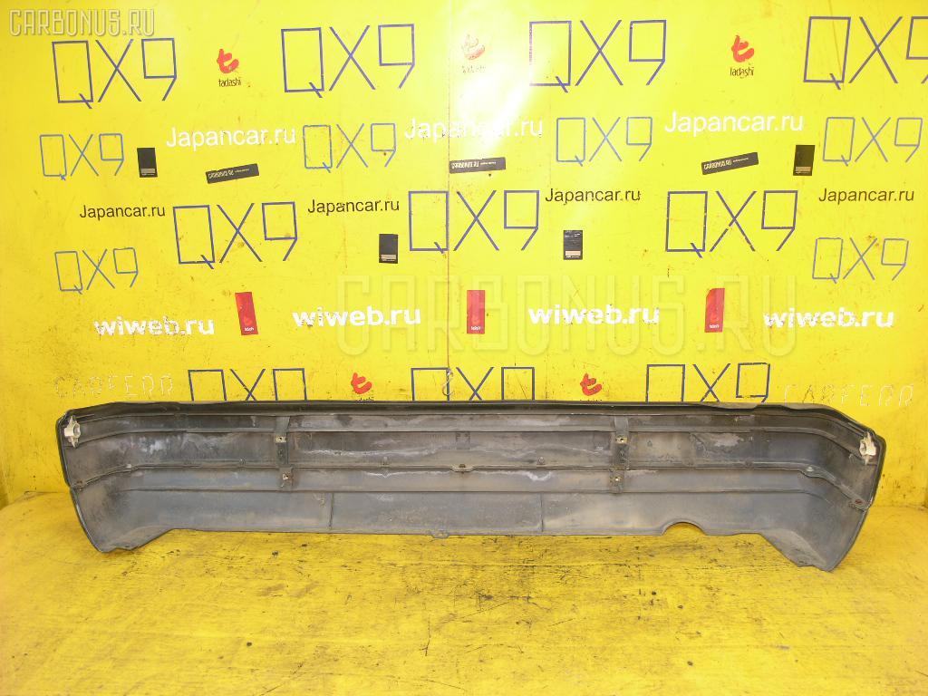 Бампер TOYOTA CROWN COMFORT YXS10 Фото 2