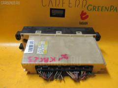 Блок управления климатконтроля Nissan Serena KBC23 SR20DE Фото 3