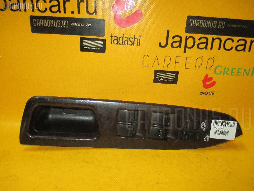 Блок упр-я стеклоподъемниками TOYOTA CHASER GX90. Фото 5