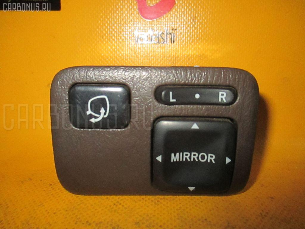 Блок управления зеркалами TOYOTA CHASER GX90 1G-FE Фото 1