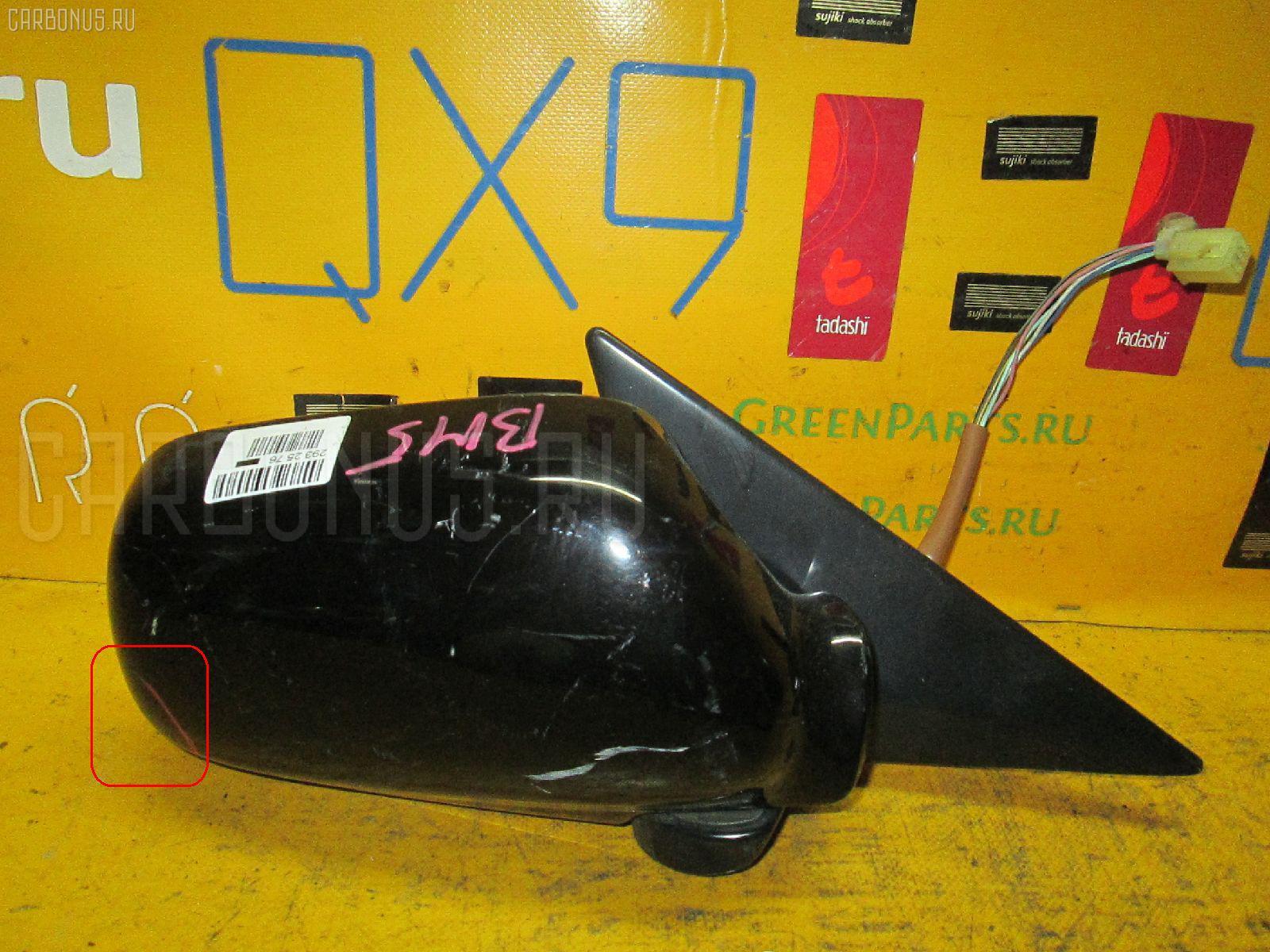 Зеркало двери боковой SUBARU LEGACY BH5. Фото 10