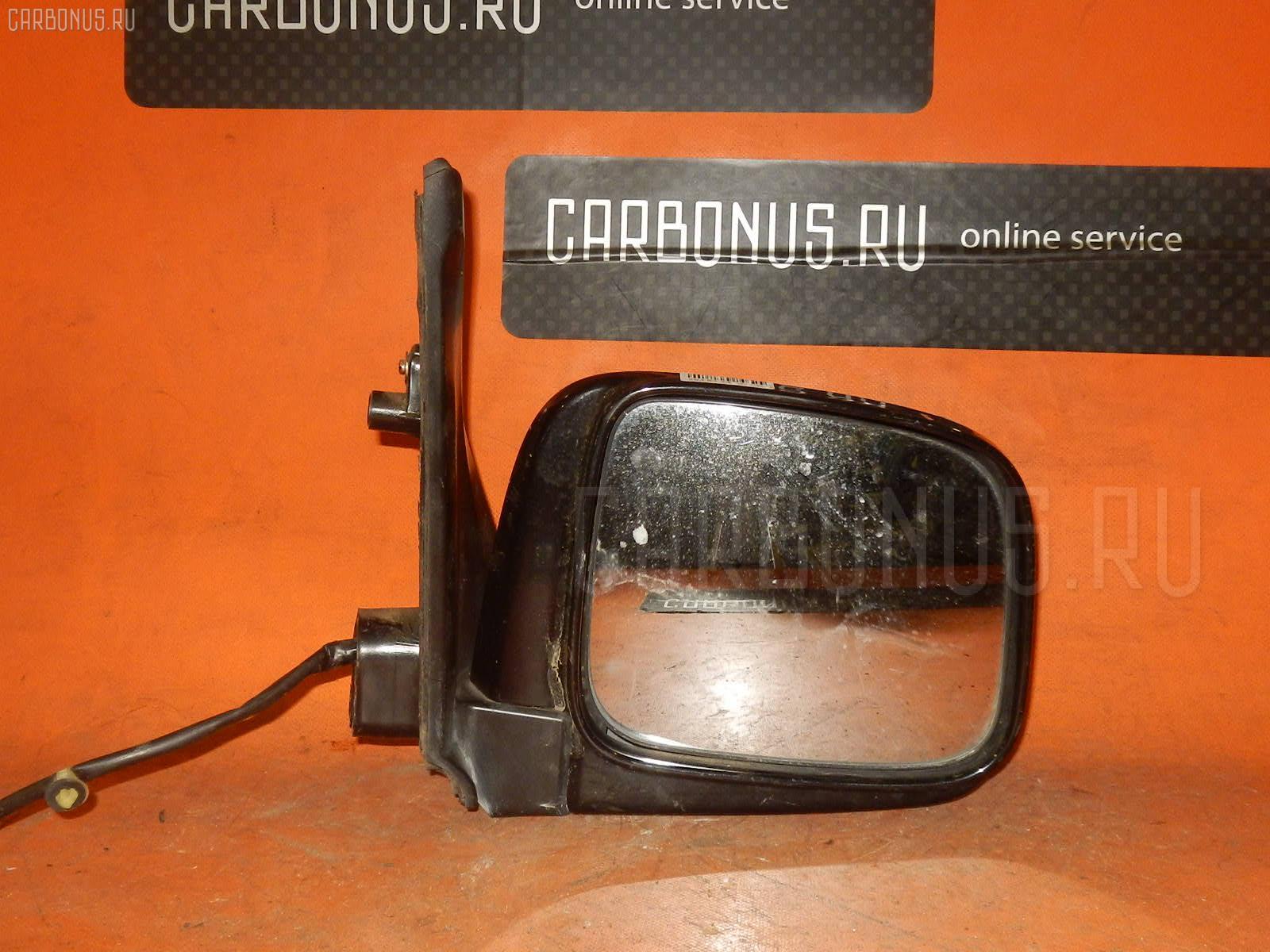 Зеркало двери боковой HONDA STEP WGN RF3. Фото 10