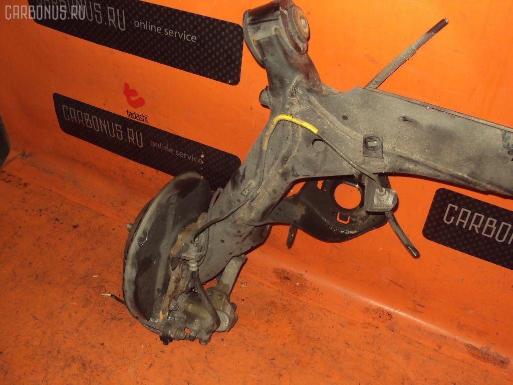 Балка подвески HONDA FIT GD3 L15A. Фото 2