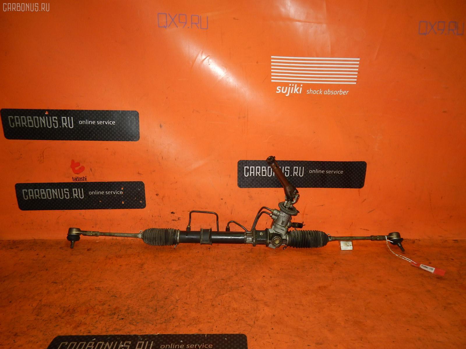 Рулевая рейка MITSUBISHI EK WAGON H81W 3G83. Фото 3