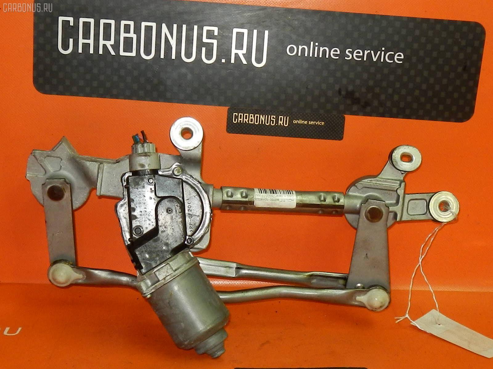 Мотор привода дворников HONDA FIT GE6 Фото 1