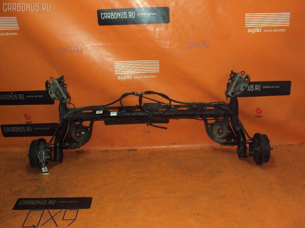 Балка подвески NISSAN MARCH BK12 CR14DE. Фото 3